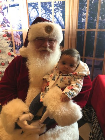 Santa is Coming to Pete's  on 12/16